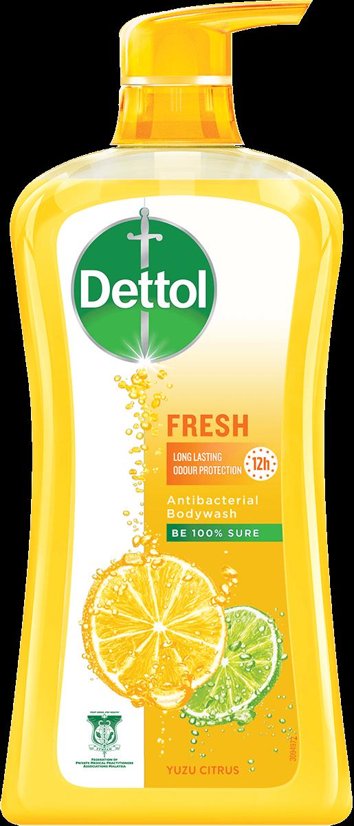 Dettol Body Wash Fresh