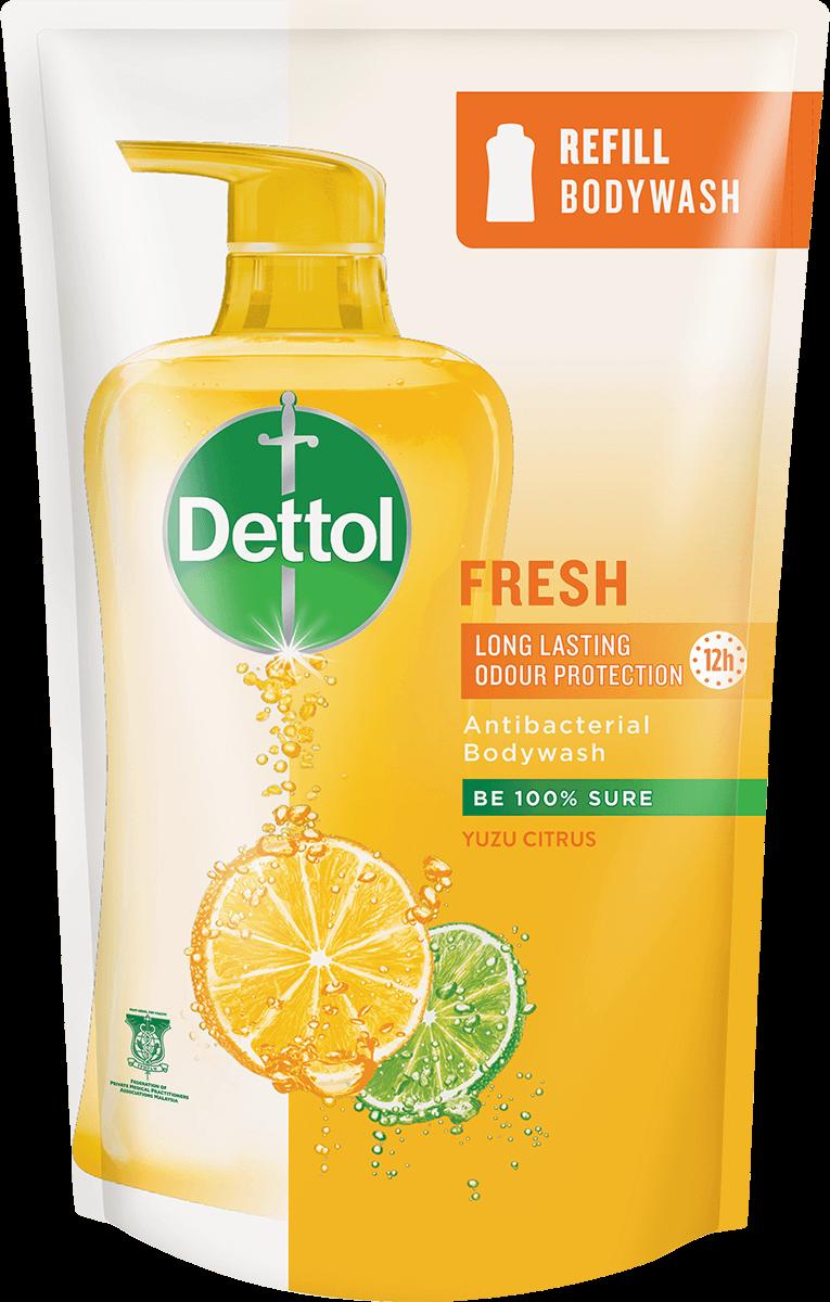 Dettol Body Wash Fresh Refill