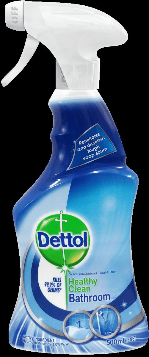 Dettol Trigger Spray Bathroom