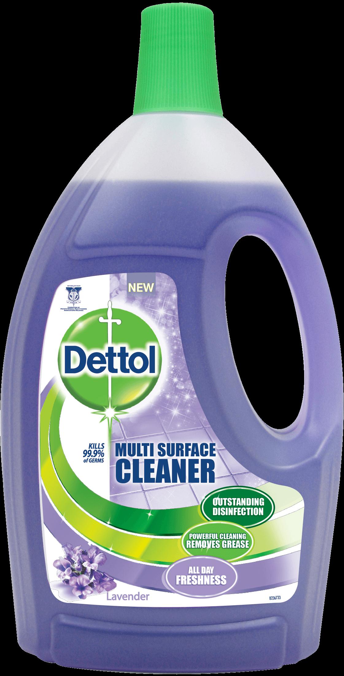 Dettol Multi Action Cleaner Lavender