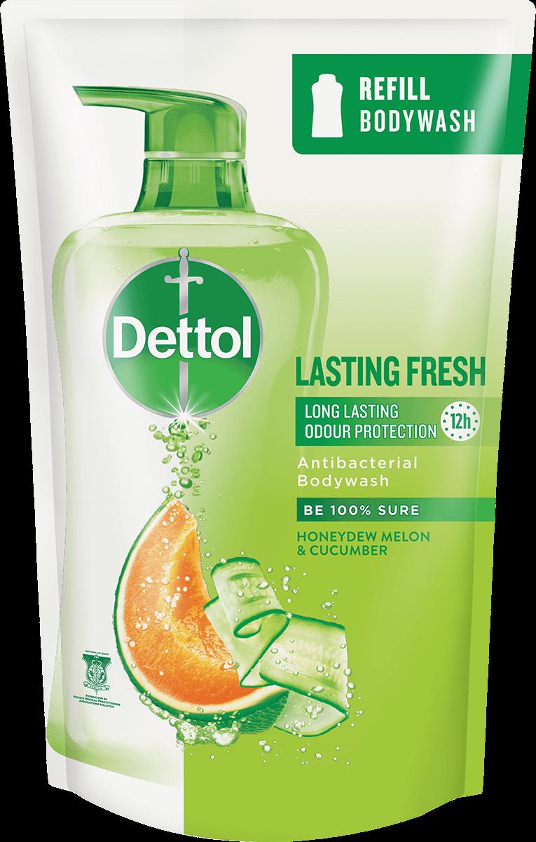 Dettol Body Wash Lasting Fresh Refill