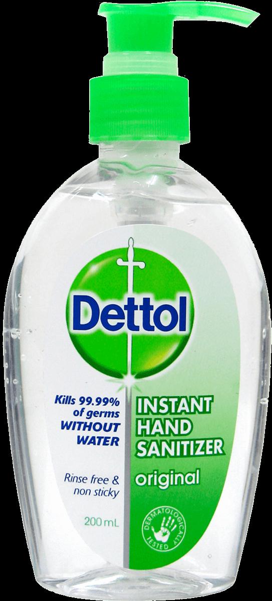 Dettol Hand Sanitizer Original