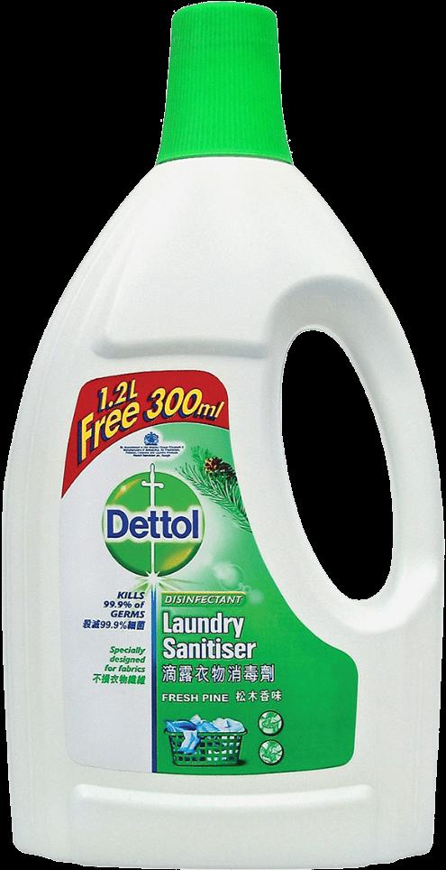 Dettol Laundry Sanitiser Pine