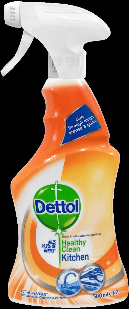 Dettol Trigger Spray Kitchen